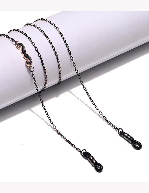 Fashion Gold Color Metal Thin Chain Glasses Chain