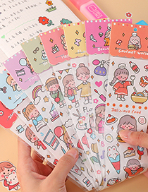 Fashion Study Well Stickers Stickers Stationery Stickers