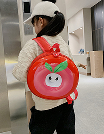 Fashion Watermelon Fruit Rainbow Print Kids Backpack