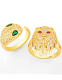 Fashion A Open Snake Ring