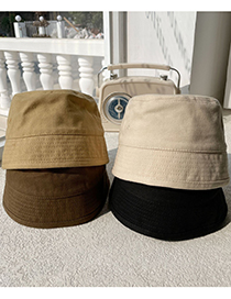 Fashion Beige Sun Shade Fisherman Hat