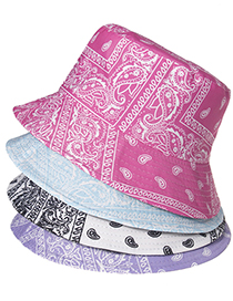 Fashion Colorful Cashews Cashew Print Sun Hat