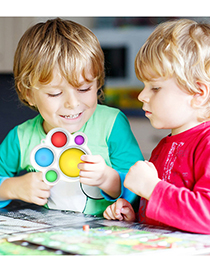Juguetes Educativos De Silicona Para Niños