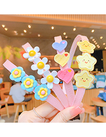 Diadema De Amor De Flores Para Niños