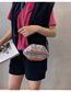 Fashion Red Crossbody Red Lips With A Shoulder Bag
