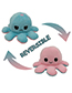 Fashion Colorful Double-sided Flip Doll Octopus Plush Doll