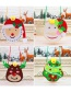 Fashion Senior Christmas Childrens Handmade Puzzle Candy Bag Material Package