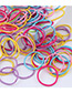 Fashion Multi-color Color-matching Decorated Hairband(100pcs)