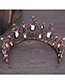 Fashion Antique Bronze Lace&diamond Decorated Bride Hair Accessories