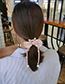 Fashion Pink Bowknot Shape Decorated Hair Band
