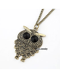 Promotiona Bronze Owl