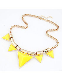 Famale Yellow Triangle