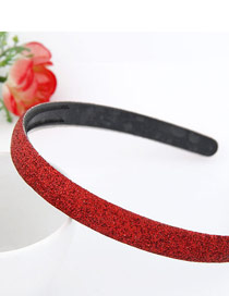 Real Red Blink Abrazine Design Plastic Hair band hair hoop