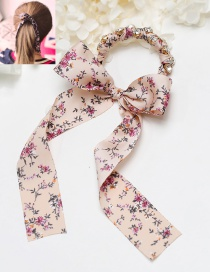 Lovely Pink Bowknot Shape Decorated Hair Clasp