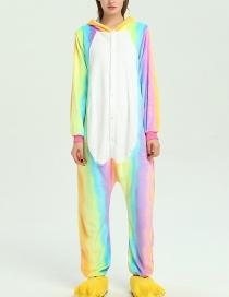 Pijama Colorida De Moda