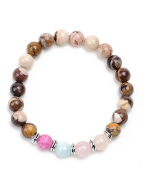 Personality Multi-color Color-matching Decorated Bracelet