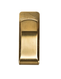 Fashion Gold Color Pure Color Decorated Versatile Clip