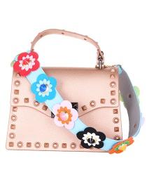 Cinta Para Bolsa De Flores De Moda