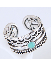 Fashion Silver Open Ring