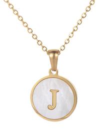 Collar De Letra J