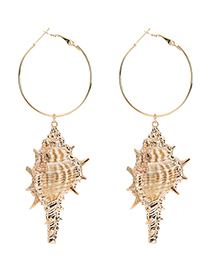 Fashion Shell Shell Earrings