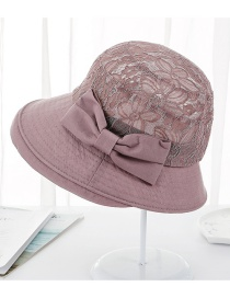 Fashion Pizi Lace Bow Hat