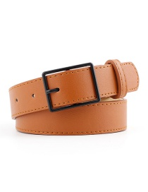 Fashion Camel Japanese Buckle Belt