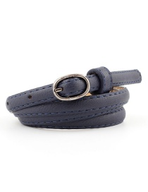 Fashion Zhang Qing Pin Buckle Belt
