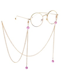 Fashion Gold Stainless Steel Chain
