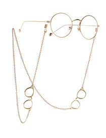 Fashion Gold Metal Chain