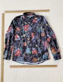 Fashion Color Printed Shirt