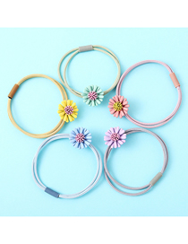 Fashion Random Color Sun Flower Headband