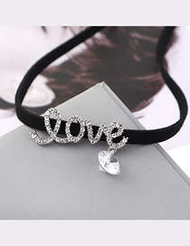 Fashion White Boutique Necklace - Love For Life