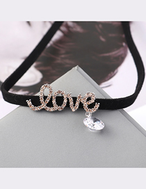 Fashion Light Peach Boutique Necklace - Love For Life
