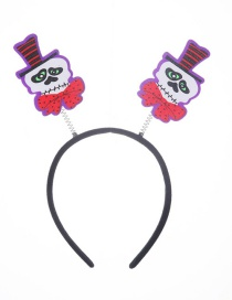 Fashion Tweezers Halloween Headband