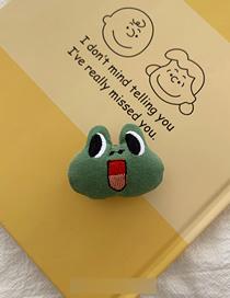 Frog - Brooch Cartoon Stereo Brooch