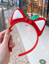 Fashion Cat Ears Headband Cat Hair Ball Children Hair Hoop
