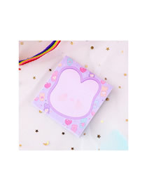 Fashion Caring Rabbit Caring Rabbit Carry Note Paper