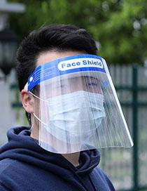 Fashion As Shown Full Face Anti-spray Mask