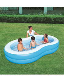 Fashion Separate Pool Figure 8 Family Swimming Pool