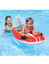 Fashion Surfboard Floating Row Water Rafting Surfing Inflatable Mount Floating Row
