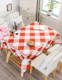 Fashion Afternoon Time (without The Same Type Of Chair Cover) (140 * 180cm Without Chair Cover) Printed Dustproof And Waterproof Household Tablecloth