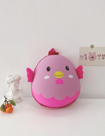 Fashion Pink Small Eggshell Childrens Backpack