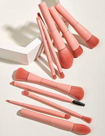 Pincel De Maquillaje En Polvo De 10 Piezas-princesa