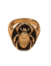 Fashion Number 7 Animal Insect Alloy Geometric Ring
