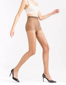Fashion Coffee Color Easy To Tear Ultra-thin Disposable Stockings