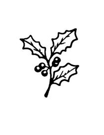 Fashion Golden December Stainless Steel Plant December Flower Pendant Necklace