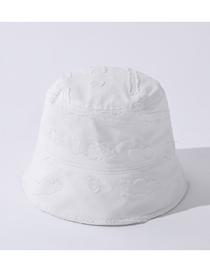 Fashion Yabai Old Frayed Cotton Sunshade Fisherman Hat