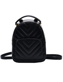Fashion Black Shoulder Bag