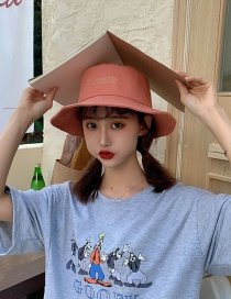 Fashion Orange Sun Hat